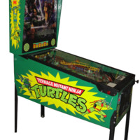 Pinball Machines - Teenage Mutant Ninja Turtles Pinball Machine - The Pinball Company