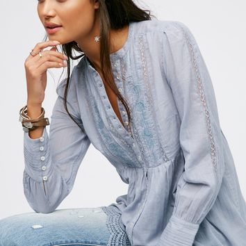 Free People Those Little Doves Tunic
