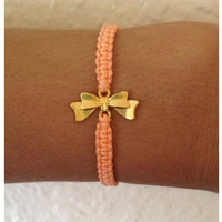 Bow Friendship Bracelet Armcandy