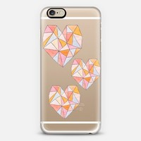 three hearts iPhone 6 case by Sandra Arduini | Casetify