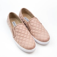 Blush Quilted Sneakers - Steve Madden