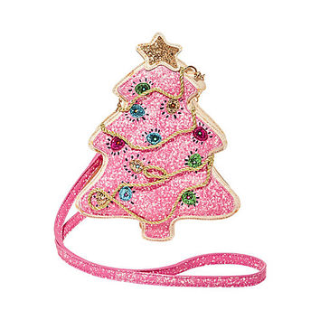 KITSCH ONE SMART COOKIE CROSSBODY: Betsey Johnson