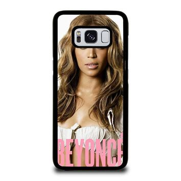 BEYONCE KNOWLES Samsung Galaxy S3 S4 S5 S6 S7 Edge S8 Plus, Note 3 4 5 8 Case Cover
