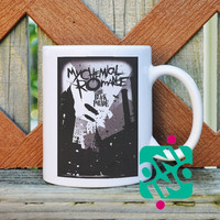 My Chemical Romance The Black Parade Poster Coffee Mug, Ceramic Mug, Unique Coffee Mug Gift Coffee
