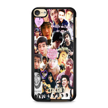 iPod Touch 4 5 6 case, iPhone 6 6s 5s 5c 4s Cases, Samsung Galaxy Case, HTC One case, Sony Xperia case, LG case, Nexus case, iPad case, Calum Hood 5SOS Cases