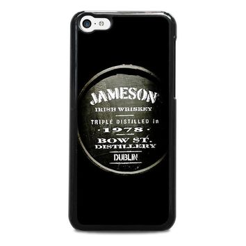 jameson whiskey iphone 5c case cover  number 1