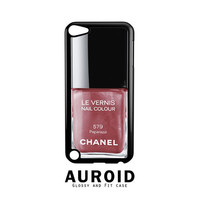 Chanel Nail Polish Paparazzi iPod Touch 4 | 5 Case Auroid
