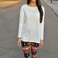 Skywalker Print Leggings