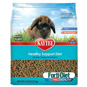 Kaytee Forti-Diet Pro Health Food for Adult Rabbits