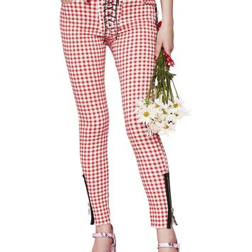 Not Ur Sweetheart Lace Up | PANTS