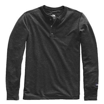Men's Long Sleeve TNF™ Terry Henley by The North Face