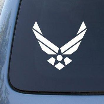 USAF US Air Force Wings - Car, Truck, Notebook, Vinyl Decal Sticker