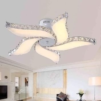 LightInTheBox Led Ceiling Lamps , 5 Light , Simple Modern Artistic MS-86424Home Ceiling Light Fixture Flush Mount, Pendant Light Chandeliers Lighting,Voltage=110-120V