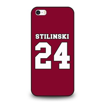 TEEN WOLF STILINSKI 24  iPhone SE Case Cover