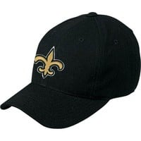 NFL New Orleans Saints Structured Adjustable Hat