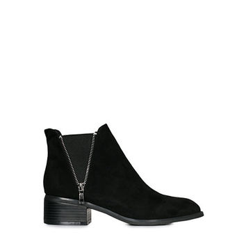 Zip Detail Chelsea Boot, NLY Shoes