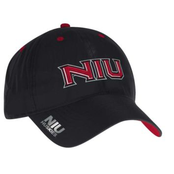 Northern Illinois Huskies Adidas Coach's Structured Flex Flit Official Sideline Cap