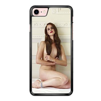 Lana Del Rey Naked 2 iPhone 7 Plus Case