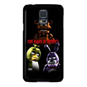 Five Nights At Freddy S 5 Samsung Galaxy S5 Case