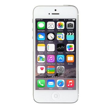 Refurbished Apple iPhone 5 Sprint White 32GB (MD661LL/A) (A1428)