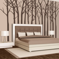 Vinyl Wall Decal Sticker Large Bare Tree #Mcrespo116