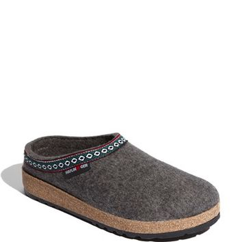 Women's Haflinger 'Classic Grizzly' Slipper