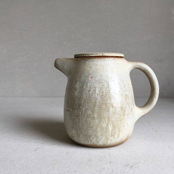 LARGE COFFEE POT 36 oz, ceramics, pottery, handmade coffeepot, pouringvessel, handmadecoffeepot, teapot, tea set, pour over,