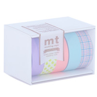 MT Washi Tape - Pastel Gift Box