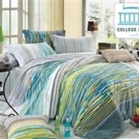 Manado Bay Twin XL Comforter Set - College Ave Designer Series College Bedding Twin XL Bedding For Dorms