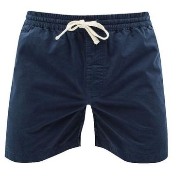 The Fleets (Drawstring) | Comfy Navy Drawstrings Shorts – Chubbies Shorts