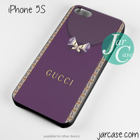 gucci purple diamond Phone case for iPhone 4/4s/5/5c/5s/6/6 plus
