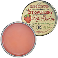 Rosebud Perfume Co. Strawberry Lip Balm (0.5 oz)