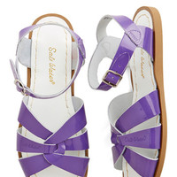 Outer Bank on It Sandal in Purple