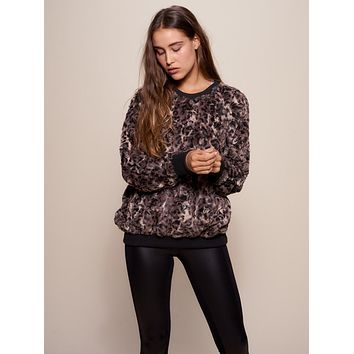 Bobcat Brown Luxe Sweater