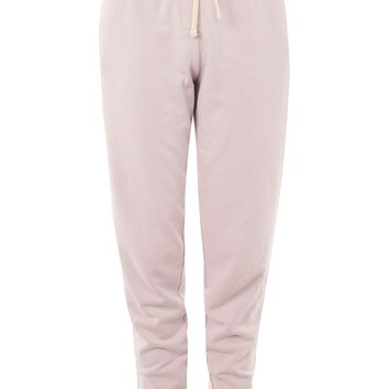 Sand Wash Cotton Joggers | Topshop