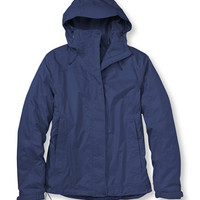 Women's Trail Model Rain Jacket, Fleece-Lined | Free Shipping at L.L.Bean.