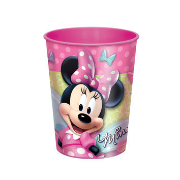 Minnie Mouse 16oz. Plastic Cup