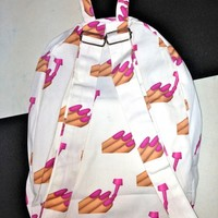 SWEET LORD O'MIGHTY! SASSY NAILZ BACKPACK