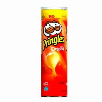 Pringles Super Stack Original Potato Crisps 5.68 oz : Target