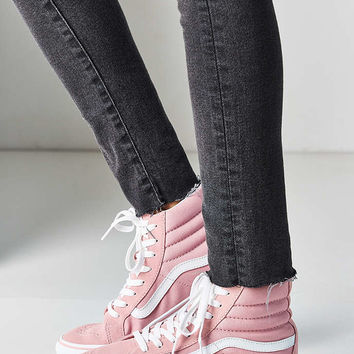 afdcc14570 Vans Pink Sk8-Hi Slim Sneaker - Urban from Urban Outfitters