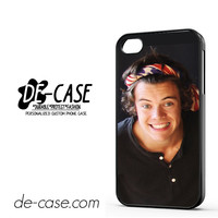 Harry Styles One Direction Bandana DEAL-5173 Apple Phonecase Cover For Iphone 4 / Iphone 4S