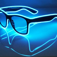 Cool LED Light Up Glasses