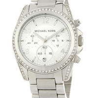 Michael Kors Women's Silver Blair Watch (Mk5165) (KORS Michael Kors)