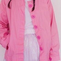 Princess Pink Jacket