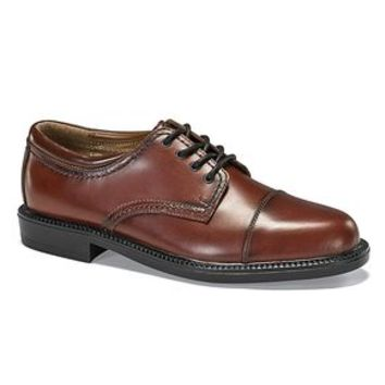 Dockers Gordon Cap-Toe Oxfords - Antiqued Red - Men's