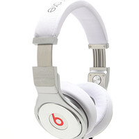 Beats by Dr.Dre Pro White Headphones at PacSun.com
