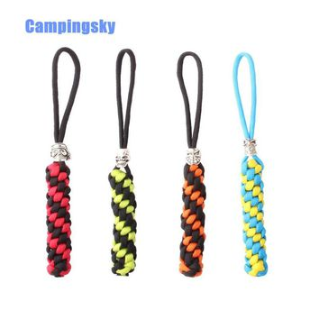 CAMPINGSKY 550 paracord keychain key hand-rope outdoor products