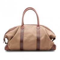 Overnight Bag Brown- Overnight Bag Brown | Cuyana Shop