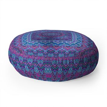 Aimee St Hill Farah Squared Floor Pillow Round