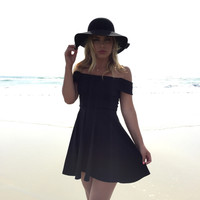 Highland Little Black Dress